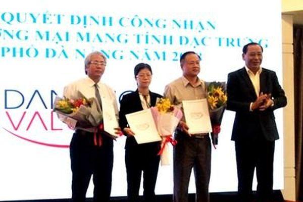 Đà Nẵng trao chứng nhận 6 sản phẩm 'made in Da Nang'