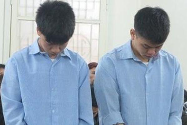 Hai thanh niên lĩnh 34 năm tù vì ném gạch vào người khác