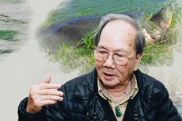 Ông Tiến sĩ cả đời 'đắm đuối' với rùa
