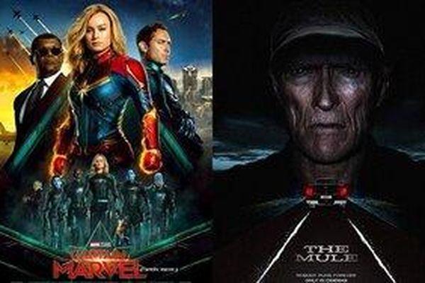 Lấn át phim nội địa, 'Đại úy Marvel' tiếp tục thống lĩnh phòng vé Hàn Quốc tuần thứ 2 liên tiếp