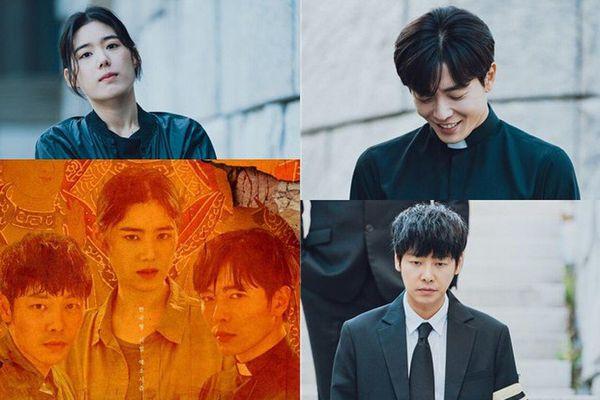 'The Guest' của OCN sẽ có bản điện ảnh với 3 diễn viên chính của bản truyền hình Kim Dong Wook, Jung Eun Chae và Kim Jae Wook