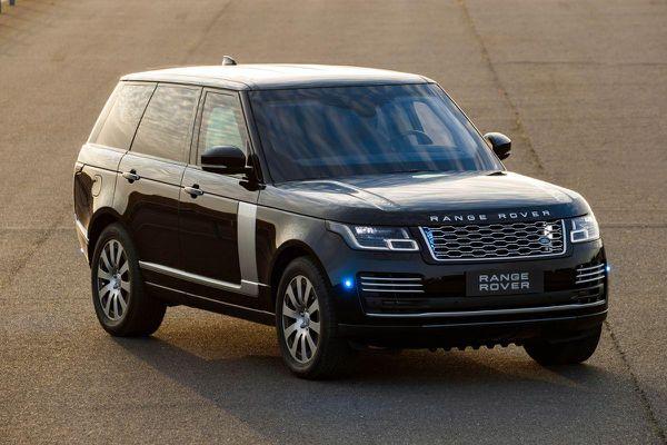 Mẫu xe SUV hạng sang Anh quốc có thêm phiên bản 'pháo đài di động'