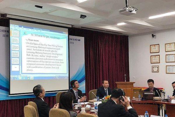 Việt Nam có vai trò không thể thiếu trong Hợp tác Mekong-Lan Thương