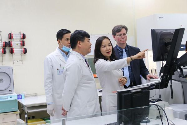 Bệnh viện Hoàn Mỹ Sài Gòn nhận chuẩn Six Sigma về xét nghiệm