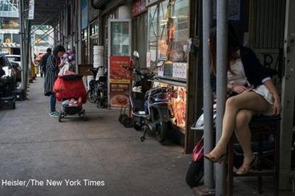Triệt đường dây lừa ép hàng chục nghìn phụ nữ châu Á làm nô lệ tình dục