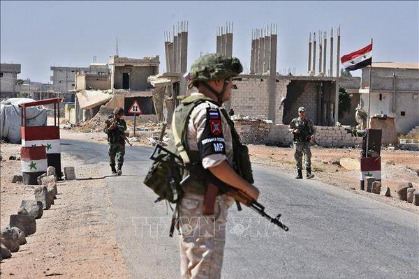 Giới chức an ninh Nga thảo luận về tình hình bất ổn ở Trung Đông