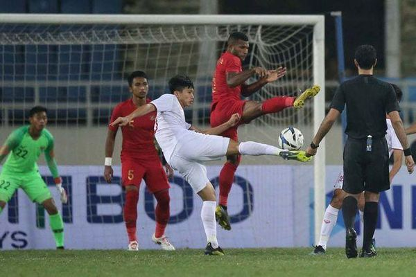 Bảng K Giải U23 châu Á: U23 Việt Nam đá bại U23 Indonesia 1 - 0, sẽ tranh ngôi nhất bảng với Thái Lan