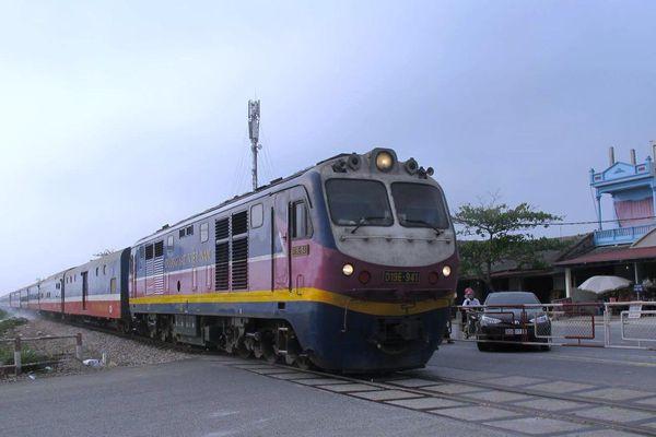 Nghỉ lễ 30/4 sẽ có 130 chuyến tàu chạy tăng cường phục vụ người dân