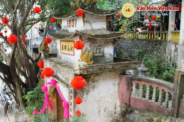 Tuyên Quang: Thăm đền Mẫu Thượng