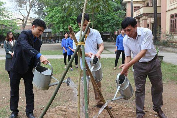 Đoàn Thanh niên cơ quan Ban Tổ chức Trung ương: Nhiều hoạt động thiết thực