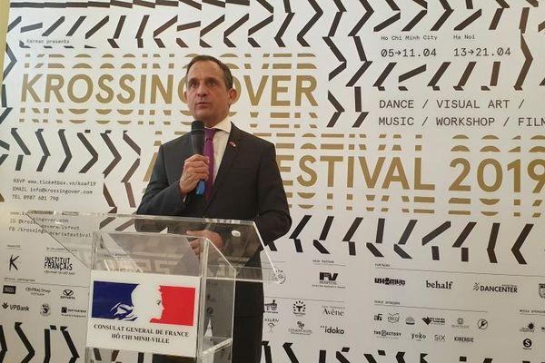 Giao lưu văn hóa Pháp - Việt: Liên hoan nghệ thuật Krossing over 2019