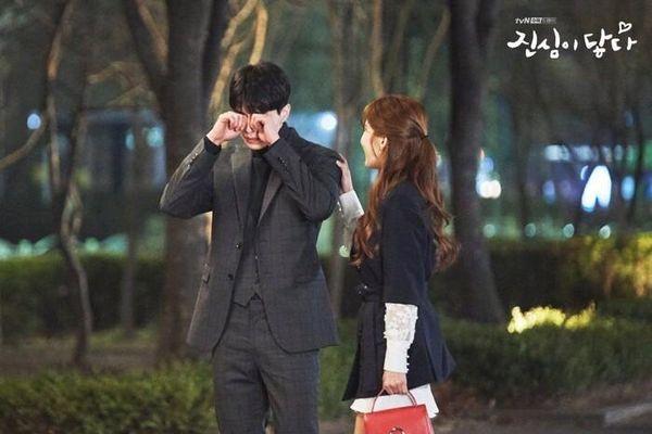 Trước khi 'Chạm vào tim em' kết thúc, Lee Dong Wook - Yoo In Na chọn cảnh phim yêu thích nhất