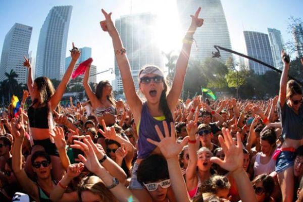Top 10 lễ hội âm nhạc EDM tại Mỹ năm 2019