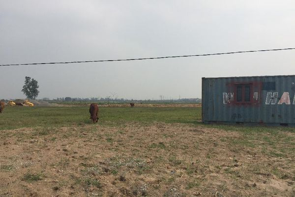 Hàng loạt dự án bỏ hoang gây lãng phí ở Mê Linh