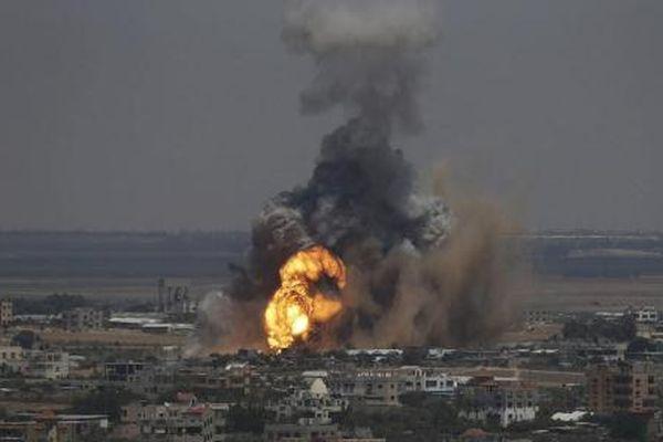 Nóng: Thêm 5 quả rocket được phóng từ Dải Gaza, lao thẳng về phía Israel