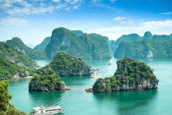 Vịnh Hạ Long lọt top kỳ quan thiên nhiên đẹp nhất TG