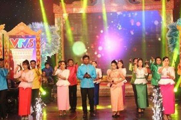Khai mạc Liên hoan Ca, múa, nhạc Khmer Nam Bộ lần thứ nhất
