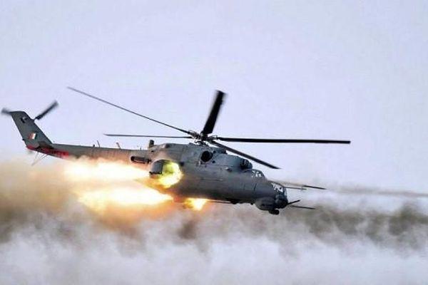 Một trực thăng bí ẩn khai hỏa vào người biểu tình Venezuela?