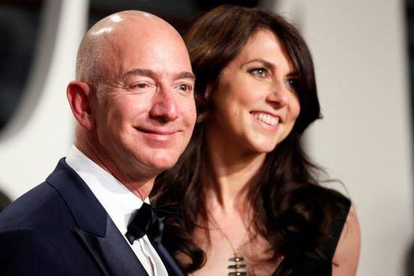 Sau ly hôn, vợ ông chủ Amazon thành phụ nữ giàu thứ 4 thế giới