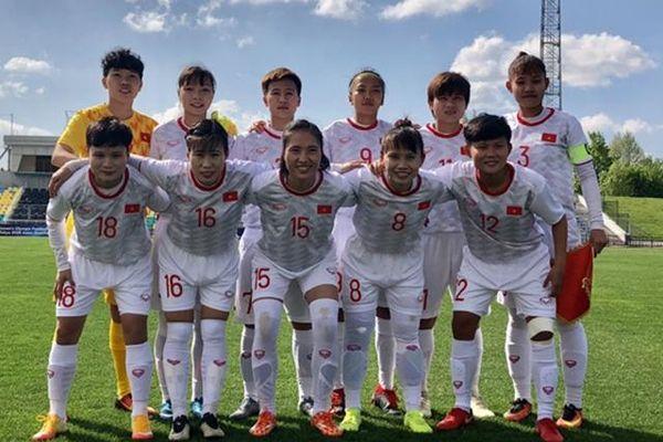 Đội tuyển nữ Việt Nam thắng trận thứ hai liên tiếp