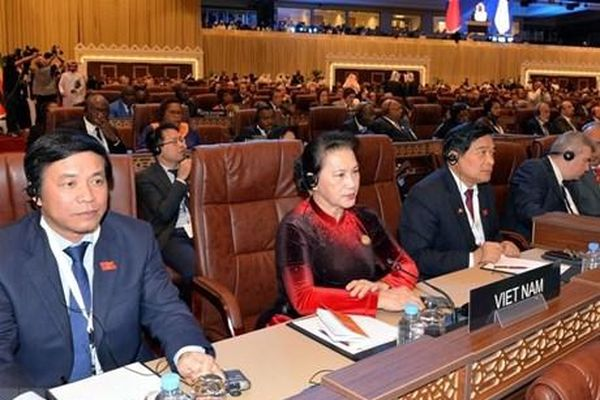 Chủ tịch Quốc hội kết thúc chuyến thăm Maroc, Pháp, EP và dự IPU-140