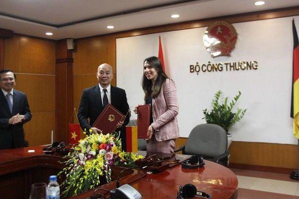 Thúc đẩy hợp tác kinh tế thương mại giữa Việt Nam và Bang Thuringen (Đức)