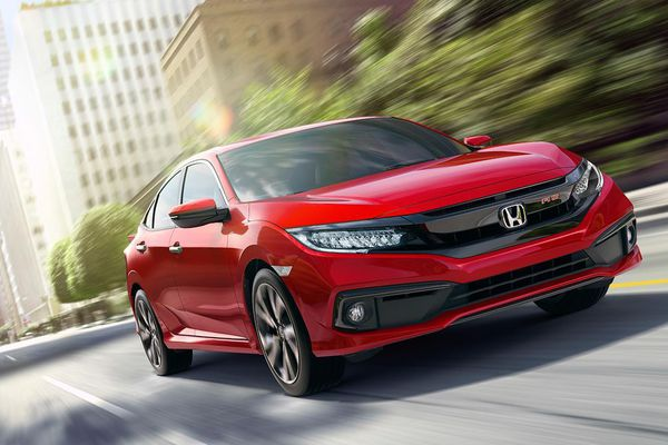 Honda Civic 2019 có giá bán chính thức, thấp nhất 729 triệu đồng