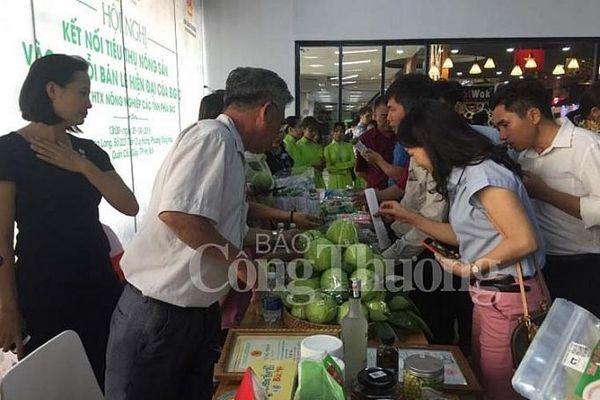 150 hợp tác xã kết nối tiêu thụ hàng nông sản vào hệ thống siêu thị Big C Việt Nam