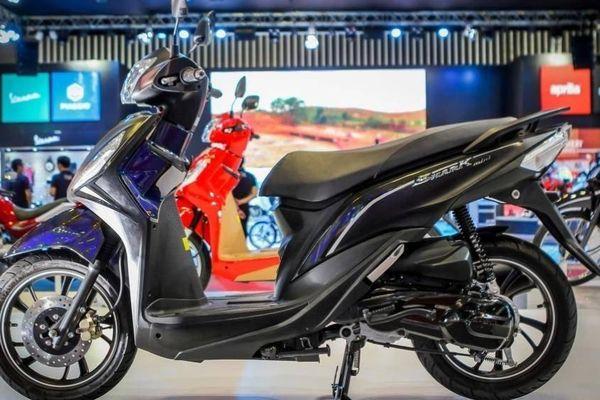 Bảng giá xe SYM tháng 4/2019: Xe ga Fancy 125 EFI ABS chênh giá