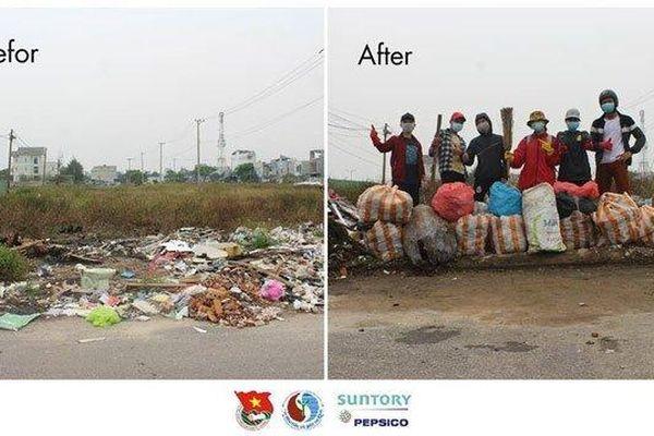 'Phong trào dọn rác'