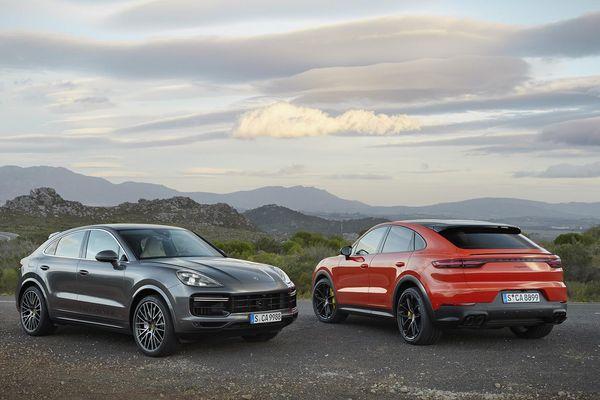 Porsche giới thiệu xe Cayenne Coupe hoàn toàn mới: Uy lực và cảm xúc