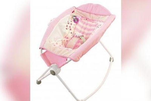 Cảnh báo: Nôi trẻ em Fisher-Price Rock'n Play khiến nhiều trẻ sơ sinh tử vong