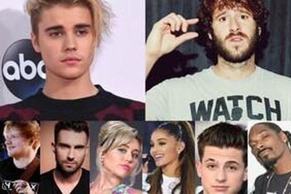 Justin Bieber, Ariana Grande, Ed Sheeran, Miley Cyrus, Leonardo Dicaprio và 25 siêu sao khác cùng kết hợp trong một MV?
