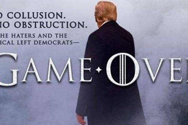 Mỹ công bố báo cáo chi tiết cuộc điều tra nhằm vào ông Trump