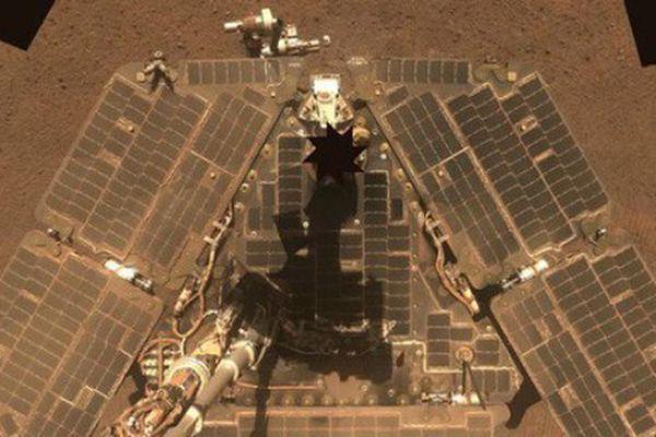 Sửng sốt ảnh sao Hỏa tuyệt vời của tàu thăm dò Opportunity