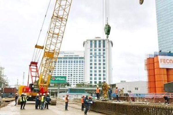 Trước thềm đại hội, FECON đón tin vui từ dự án Metro tỷ USD ở Hà Nội, nắm trong tay 1.700 tỷ đồng doanh số