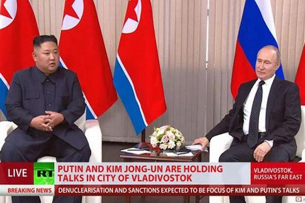 Toàn cảnh cuộc gặp thượng đỉnh Nga-Triều lịch sử