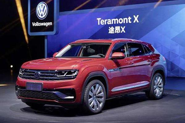 'Soi' Volkswagen Teramont X 2019 sang và rẻ hơn BMW X6