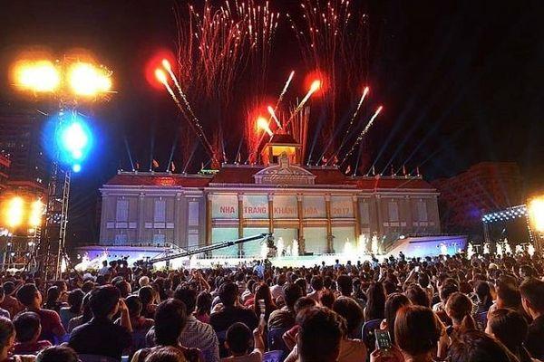 Festival Biển Nha Trang 2019 công bố 59 chương trình chính thức
