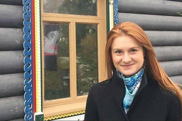 Mỹ bỏ tù cô gái Nga bị tình nghi là điệp viên