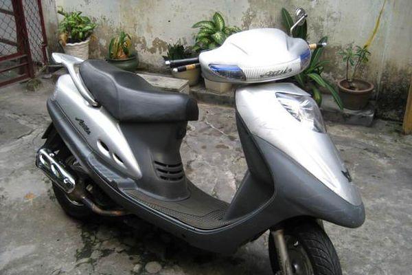 Tìm chủ sở hữu 2 xe máy