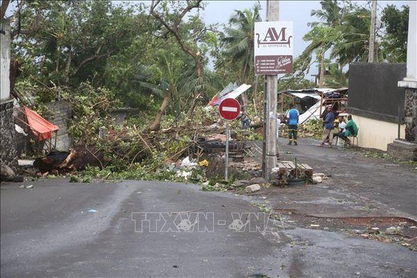Liên hợp quốc hỗ trợ khẩn cấp 13 triệu USD cho nạn nhân của bão Kenneth