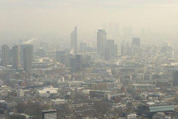 Ô nhiễm không khí là dấu hiệu của tội phạm