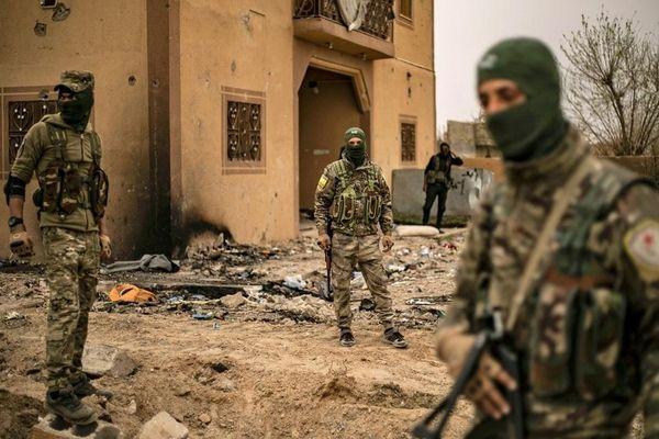 Nga: Mỹ lợi dụng người Kurd để phá hoại tiến trình đàm phán về Syria