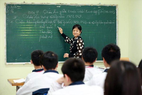 Giáo viên tiết lộ bí kíp đạt điểm cao môn Sử vào lớp 10