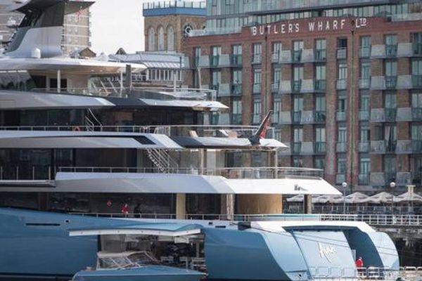 Khám phá du thuyền của ông chủ Tottenham đang ngao du 'đảo ngọc' Phú Quốc