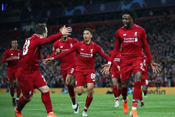 Liverpool ngược dòng vĩ đại hạ Barca: Phần thưởng cho lòng dũng cảm