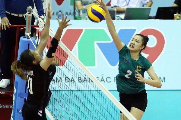 8 đội bóng chuyền nữ đã quy tụ về Kiên Giang tham dự VTV cup 2019