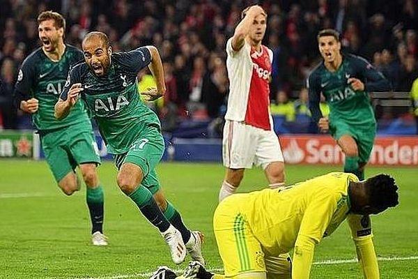 Lucas Moura lập hattrick 'thần thánh', Tottenham vào chung kết C1 đầy kịch tính