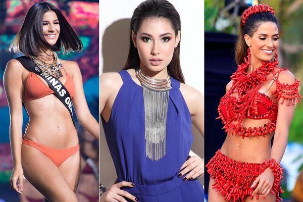Dàn mỹ nhân nóng bỏng là đối thủ của Hoàng Thùy ở Miss Universe 2019